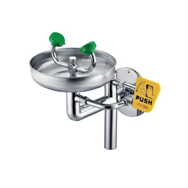不銹鋼緊急洗眼器WJH0359C