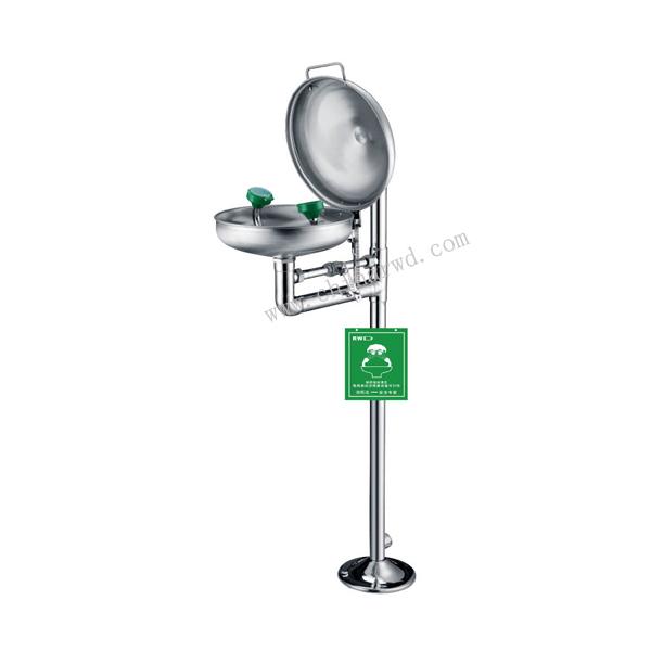 不銹鋼緊急洗眼器WJH0959B